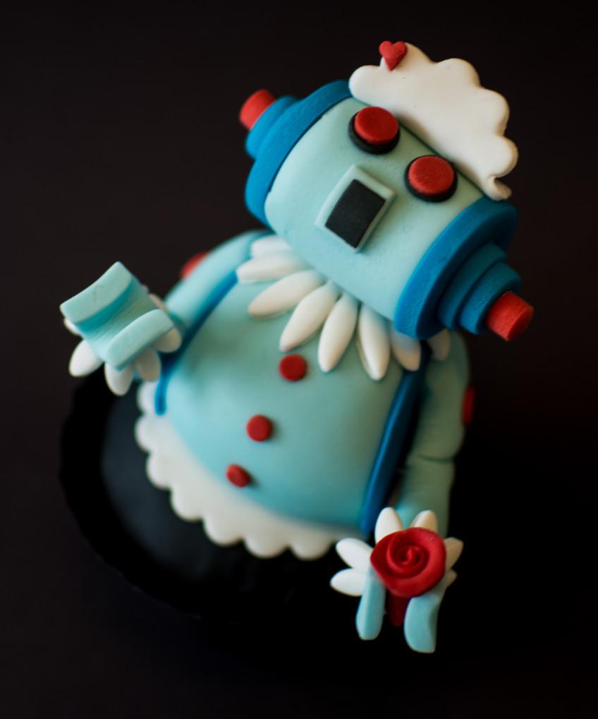 Romantic Robots